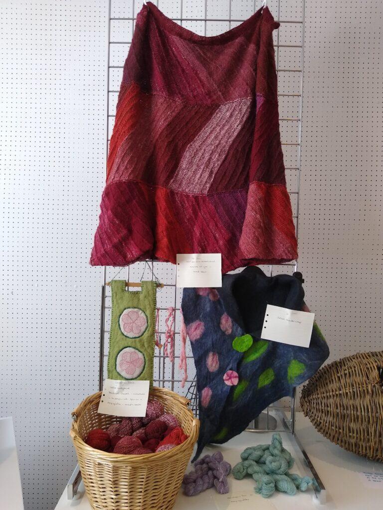 Items made by Heather-Joy Garrett